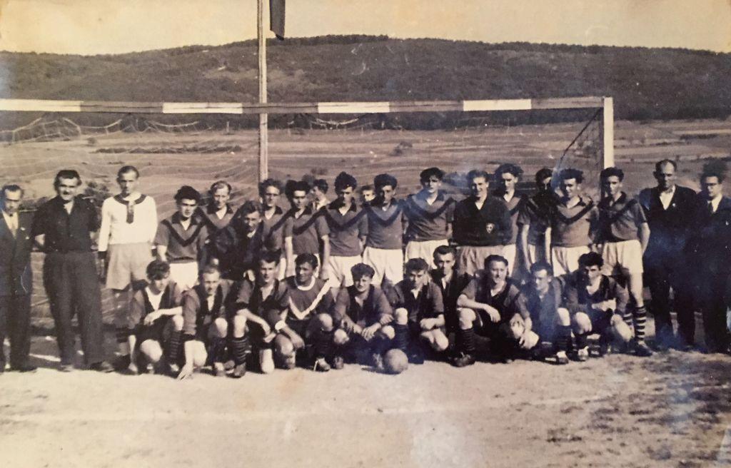 Spieler von 1958
