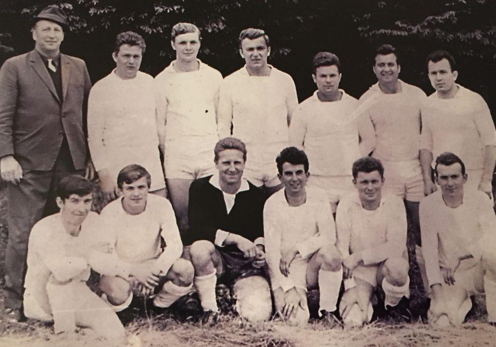 Mannschaft von 1968