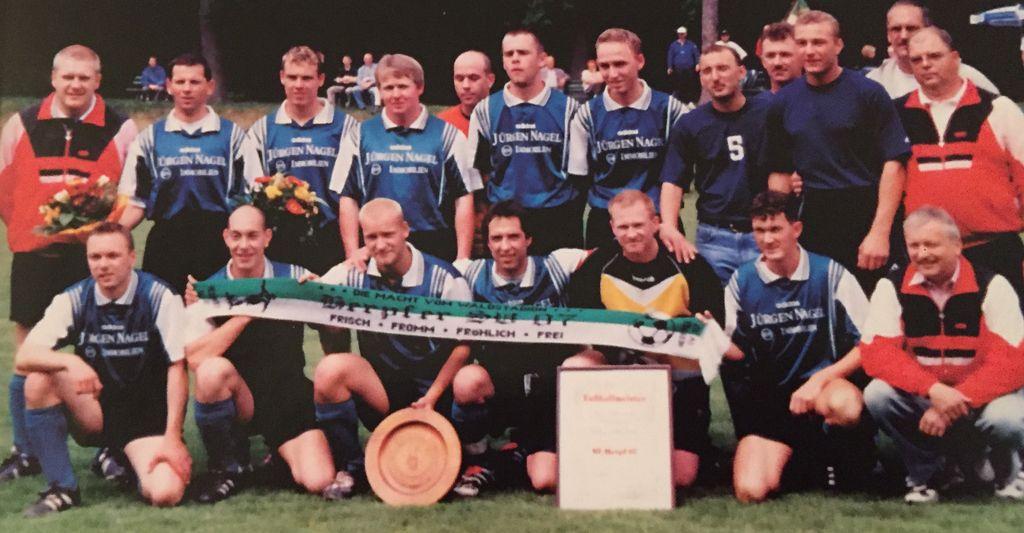 Kreismeister 2000/2001