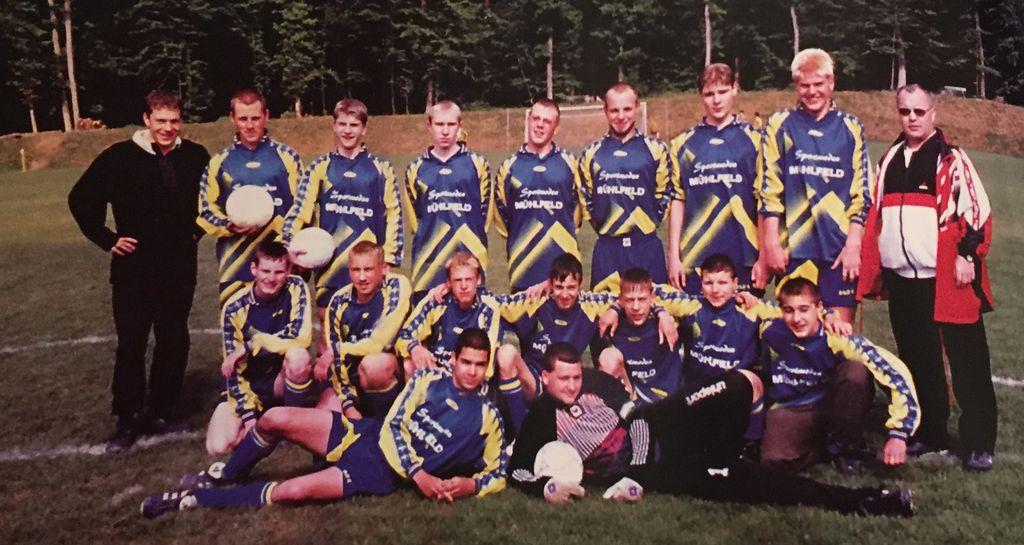 A-Junioren von 1999/2000